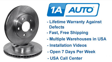 Lifetime Warranty Against Defects, Fast & Free Shipping, Multiple Warehouses in USA, Installation Videos, Open 7 Days Per Week, USA Call Center 866-404-3393