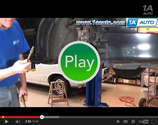 Wheel Hub & Bearing Video