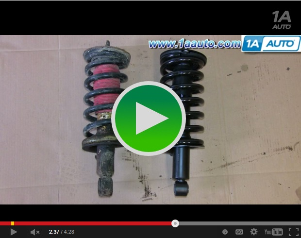 How To Replace Shocks Video