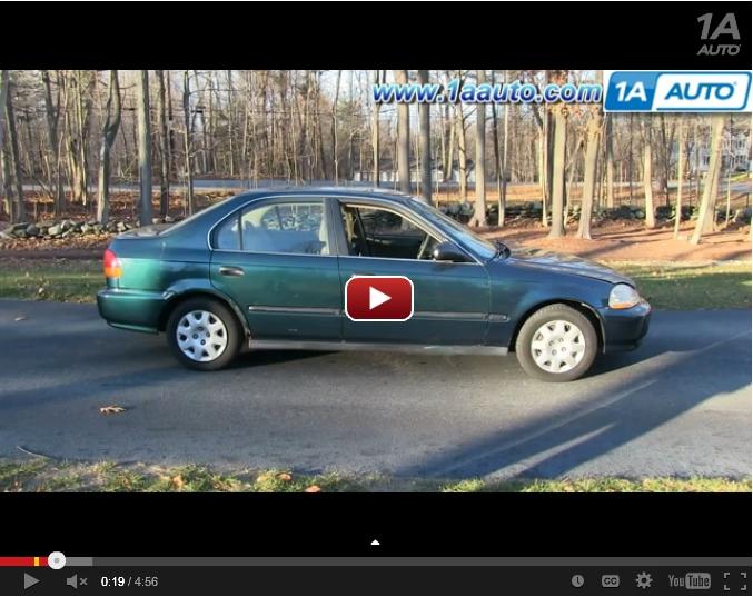 Civic Headlight Video