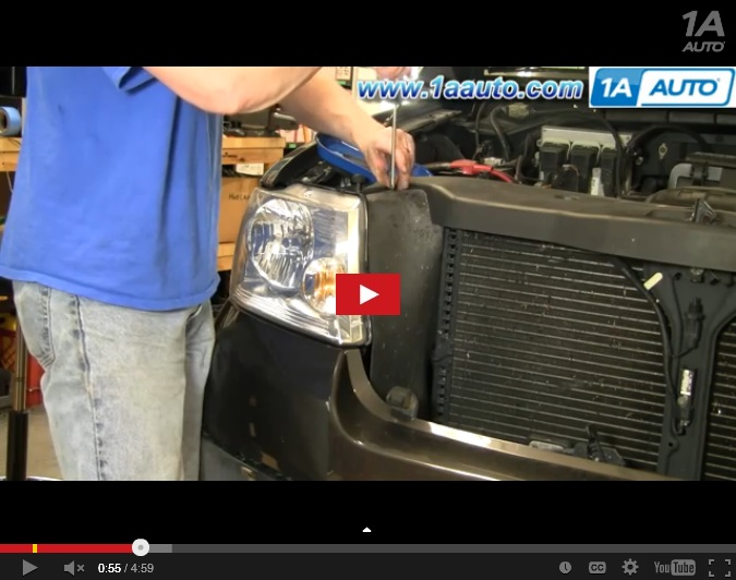 F150 Headlight Video