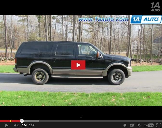 F250 Headlight Video