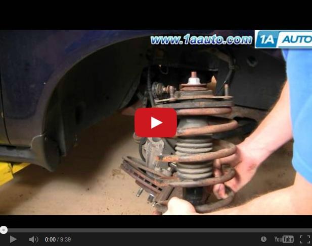 Ford Strut Repairs