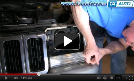 Jeep Headlight Repairs