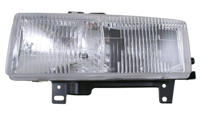 Composite Headlight