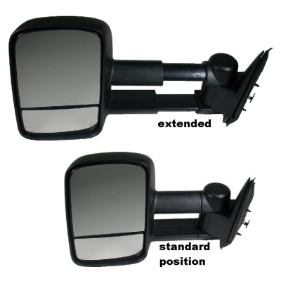 Telescoping Mirrors
